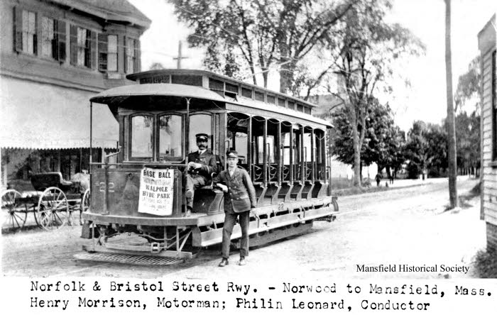 Norfolk and Bristol Trolley