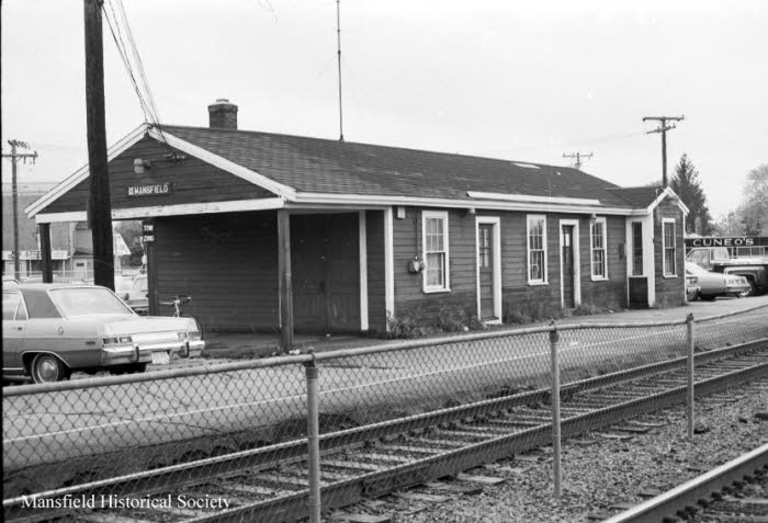 Railroad Station - 1977